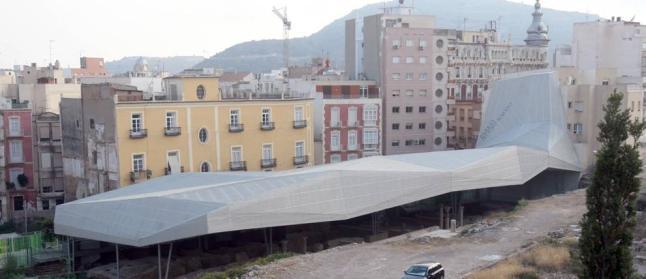 Arquitectos De Madrid Premian Al Molinete Murcia